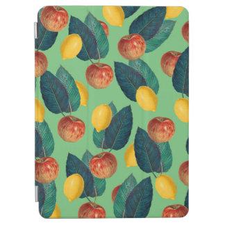 aplesおよびレモン緑 iPad air カバー
