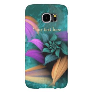 Apoの花 Samsung Galaxy S6 ケース