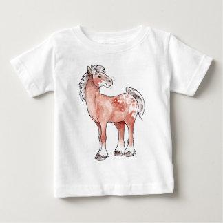 Appaloosaの馬 ベビーTシャツ