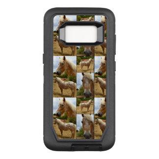 Appaloosaの馬、擁護者のSamsungの銀河系S8の箱 オッターボックスディフェンダーSamsung Galaxy S8 ケース