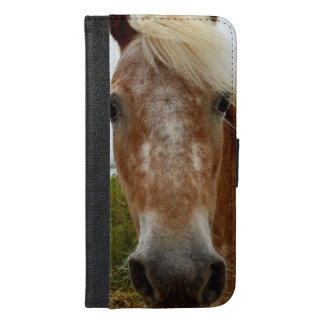 Appaloosaの馬、電話財布とiPhone 6/6s iPhone 6/6s Plus ウォレットケース