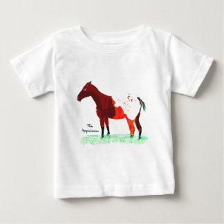 Appaloosa ベビーTシャツ