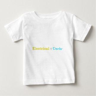 Apparels電気博士 ベビーTシャツ