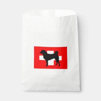 Appenzeller Sennenhundのサイロスイス連邦共和国flag.png フェイバーバッグ