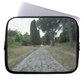 Appiaアッピア街道によって、ローマの道路 ラップトップスリーブ