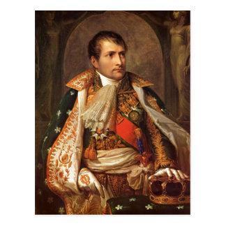 Appiani、アンドリアPortrか。t desナポレオン1805年のTechniqu ポストカード