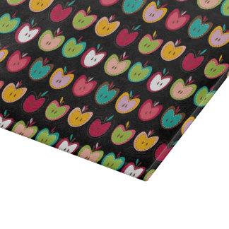 Appleかわいいパターン カッティングボード