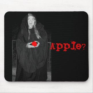 Appleか。 マウスパッド