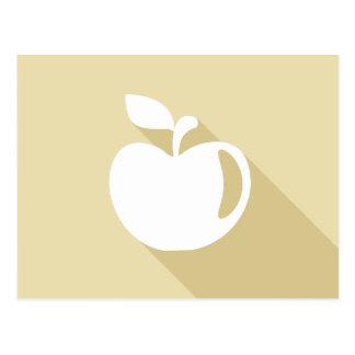 Appleのトレーニングのグラフィック ポストカード