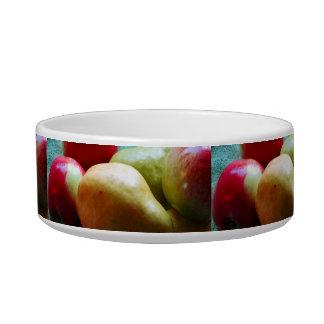 Appleのナシの歓喜のペットボウル ボウル