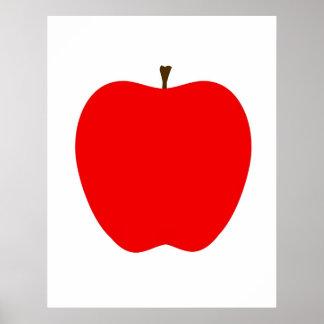 Appleのモダンなプリント ポスター