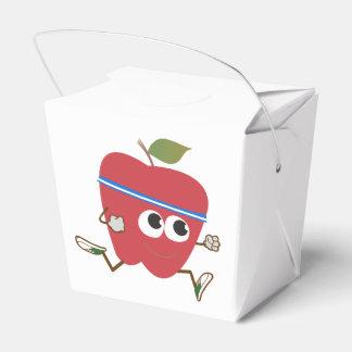Appleのレトロのランナー フェイバーボックス