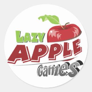 Appleの不精なゲーム ラウンドシール