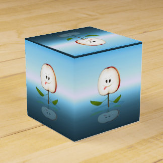 Appleの切口 フェイバーボックス