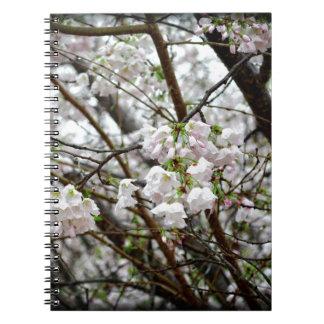 Appleの咲く花 ノートブック