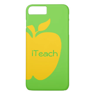 Appleの大きく黄色い先生のiPhone 7のプラスの場合 iPhone 8 Plus/7 Plusケース
