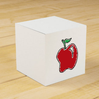 Appleの手描きの漫画 フェイバーボックス
