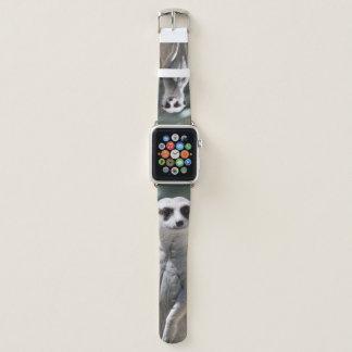Appleの時計バンドw/Beautifulのマングース Apple Watchバンド