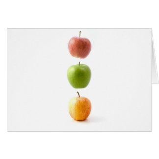 Appleの時間 グリーティングカード