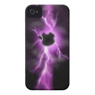Appleの稲妻 Case-Mate iPhone 4 ケース