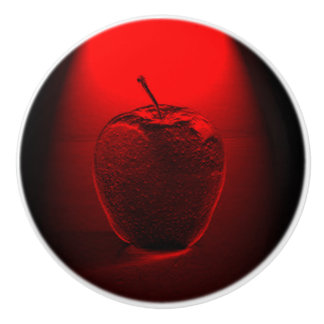 Appleの結晶させた陶磁器のノブ セラミックノブ