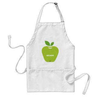 Appleの緑のエプロン スタンダードエプロン