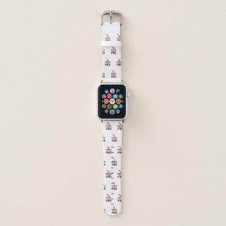 Appleの腕時計の革バンドカスタムCREATE-YOUR-OWN Apple Watchバンド