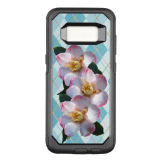 Appleの花のツバキ オッターボックスコミューターSamsung Galaxy S8 ケース