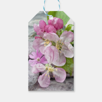 Appleの花 ギフトタグ