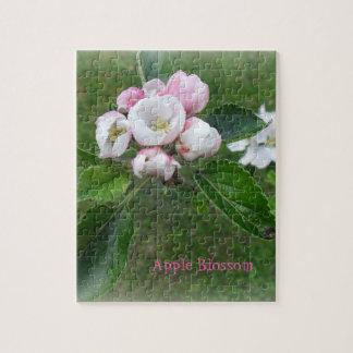 Appleの花 ジグソーパズル
