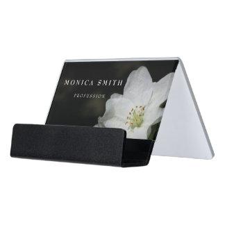 Appleの花 デスク名刺ホルダー