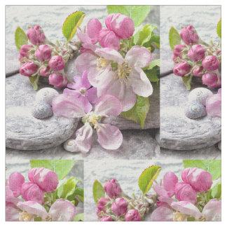 Appleの花 ファブリック