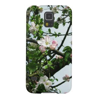 Appleの花 Galaxy S5 ケース
