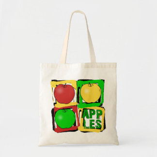 Appleの芸術 トートバッグ