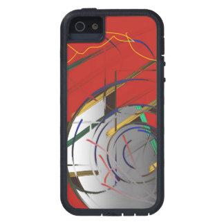 Appleの赤い夜明け Case-Mate iPhone 5 ケース