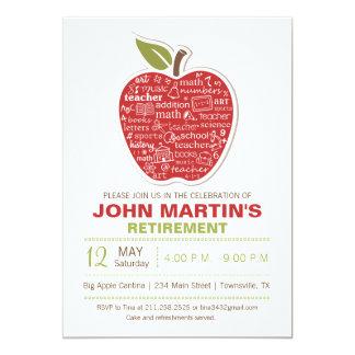 Appleの退職の招待状 カード