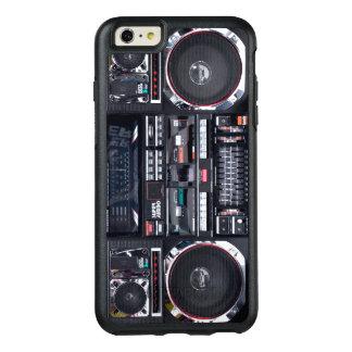 AppleのiPhoneのBoomboxのカワウソの例 オッターボックスiPhone 6/6s Plusケース