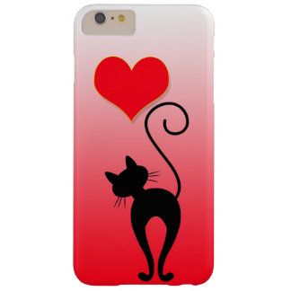 AppleのiPhone 6猫 Barely There iPhone 6 Plus ケース