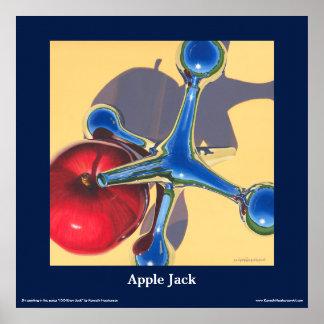 """Appleジャックのファインアートポスター、24"""" x 24"""" プリント"""