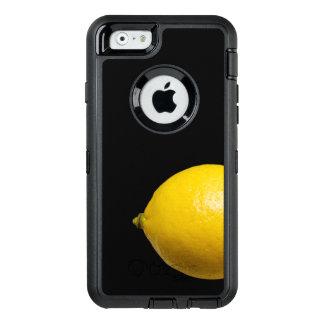 APPLEレモンカワウソ箱 オッターボックスディフェンダーiPhoneケース
