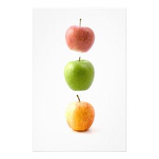 Apple|時間 レター用品デザイン