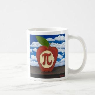 """""""Apple Pi """" コーヒーマグカップ"""