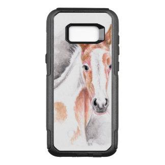 Appyのかわいい子馬 オッターボックスコミューターSamsung Galaxy S8+ ケース
