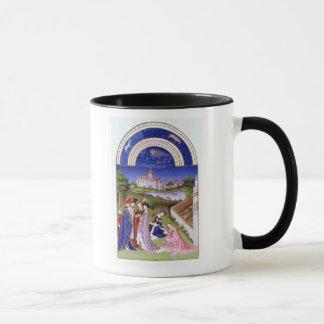 AprilのFascimile コーヒーマグ