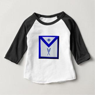 Apronフリーメーソンの秘書 ベビーTシャツ