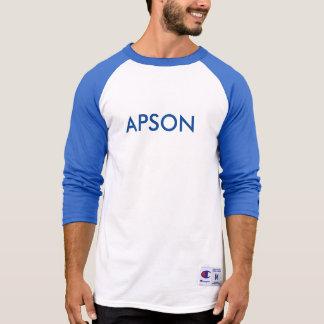 APSONの長袖 Tシャツ