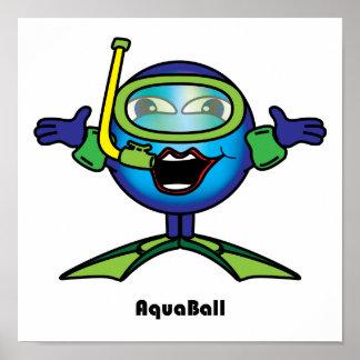 AquaBall ポスター