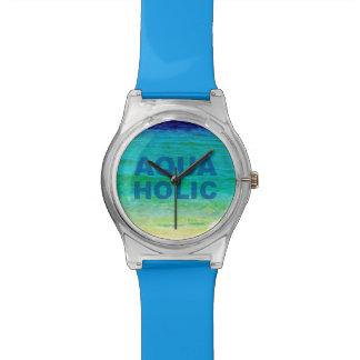 Aquaholicの航海のな海の腕時計 ウオッチ