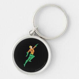 Aquamanは跳躍します キーホルダー