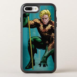 Aquaman身をかがめる2 オッターボックスシンメトリーiPhone 8 Plus/7 Plusケース